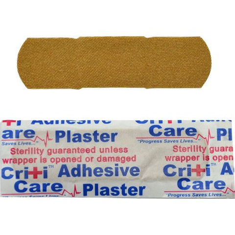 Criti Care Fabric Plasters 100's