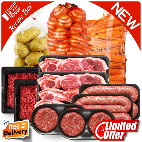 Meat & Veg Special Box!