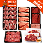 Maxi Meat Monthly Subscription