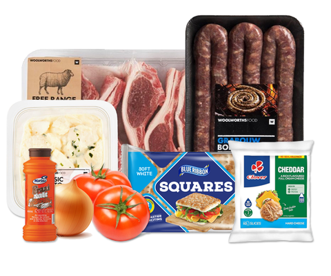 Braai Box (Ingredients For 6 People)
