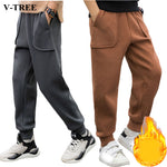 Kids Sport Trousers 3-14Years
