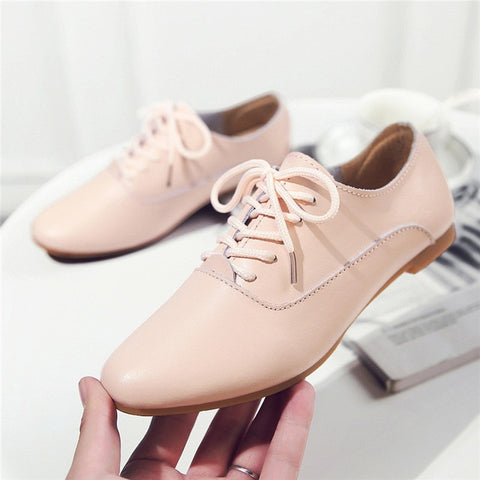 Women's Casual Flats Oxford Shoes