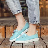 Women's Comfortable Lace Up Casual Shoes