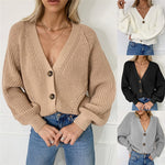 Women's Casual Knitted Cardigan