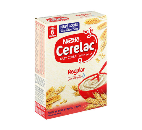 Nestle Cerelac Infant Cereal
