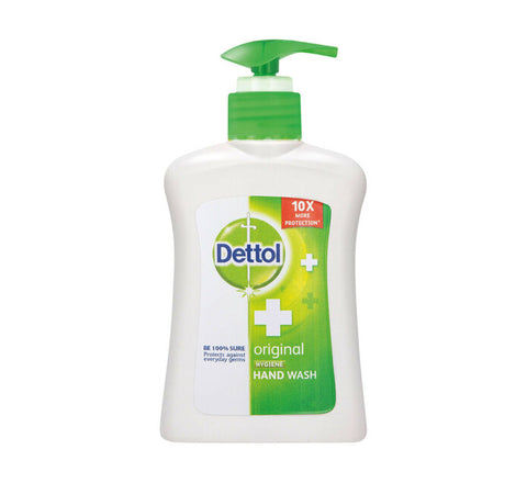 Dettol Liquid Handwash Pump Original (1 x 200ml)