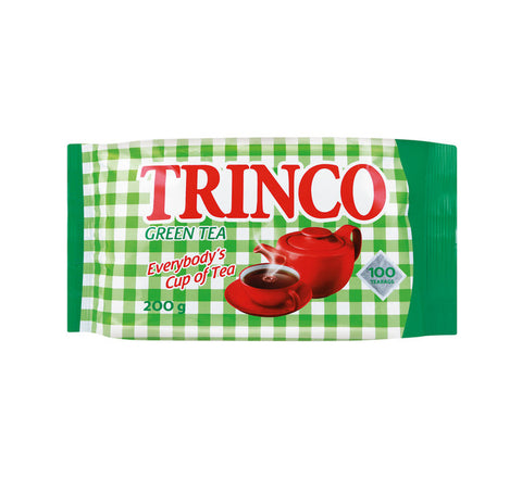 Trinco Tagless Green Tea (1 x 100's)