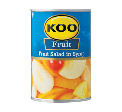KOO Fruit Salad in Syrup
