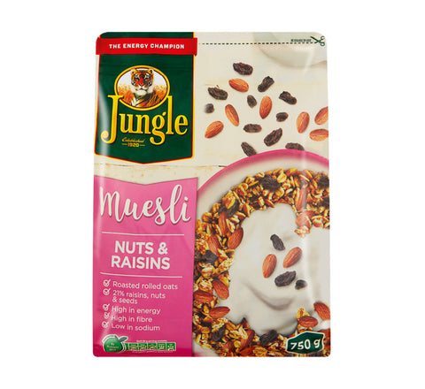 JUNGLE Muesli 750g