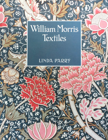 William Morris Textiles Linda Parry