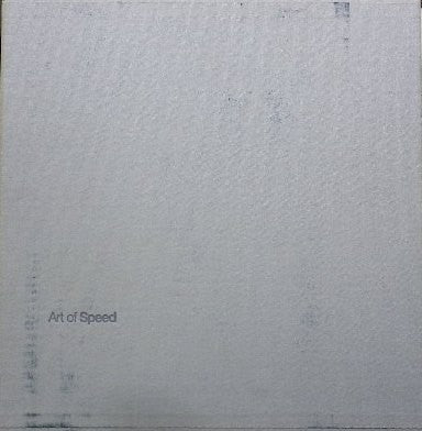Genealogy of speed / art of speed NIKEアートブック