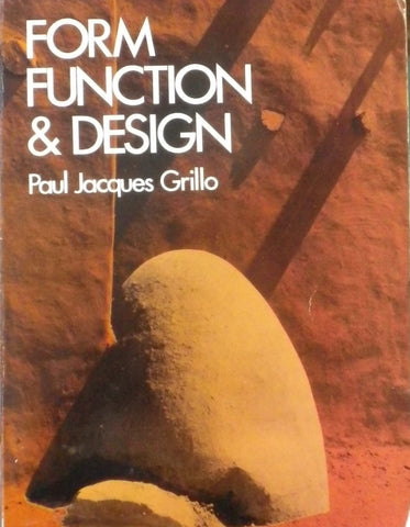 FORM FUNCTION & DESIGN Paul Jacques Grillo