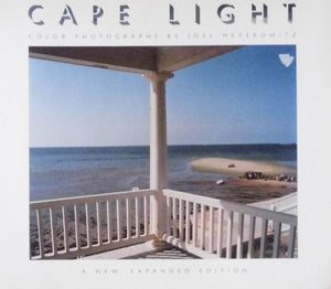CAPE LIGHT COLOR PHOTOGRAPHS BY JOEL MEYEROWITZ A New,Expanded Edition ジョエル・マイヤーウィッツ写真集