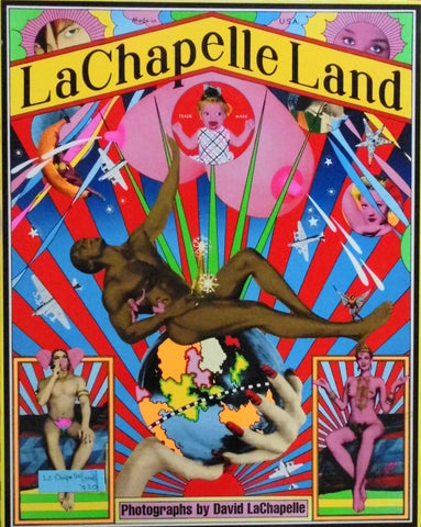 Lachapelle Land David Lachapelle ラシャペル・ランド