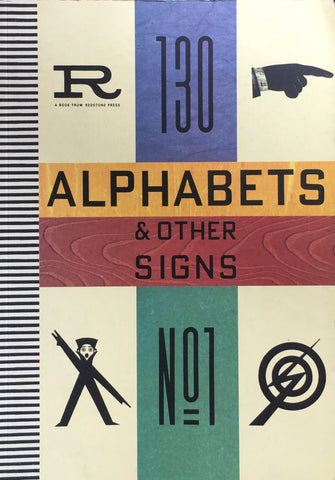 Alphabets and Other Signs Julian Rothenstein Mel Gooding