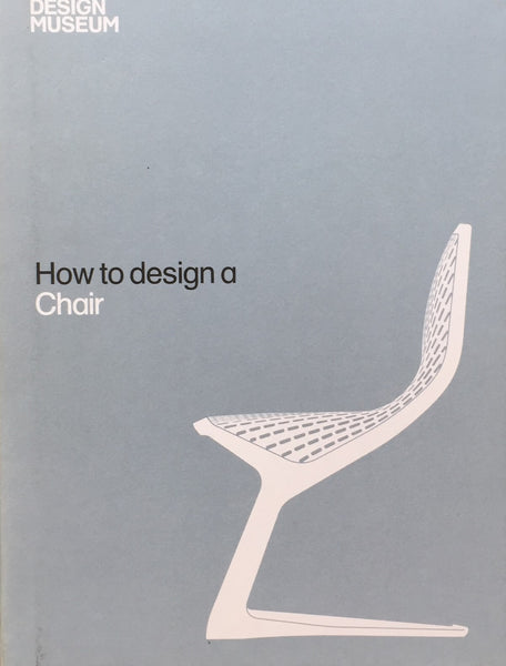 How to design a Chair Design Museum