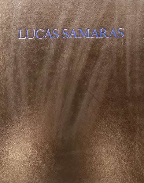 LUCAS SAMARAS Sketches,Drawings,Doodles,and Plans ルーカス・サマラス