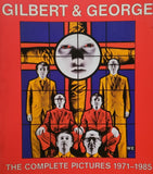 ギルバート&ジョージ Gilbert and George The Complete Pictures 1971-1985