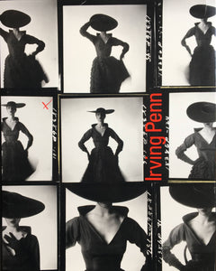 アーヴィング・ペン Irving Penn  A Career in Photography