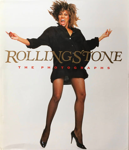 ROLLINGSTONE THE PHOTOGRAPHS