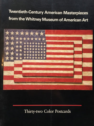 Twentieth-Century American Masterpieces from the Whitney Museum of American Art