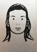 Julian Opie Portraits codax publisher ジュリアン・オピー