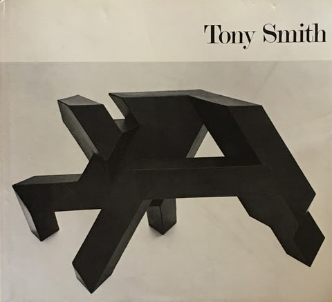 Tony Smith Lucy R.Lippard 1972 トニー・スミス