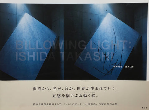 渦まく光 石田尚志 Billowing Light Ishida Takashi
