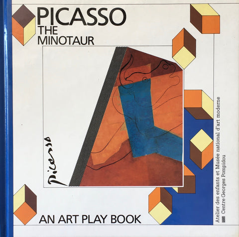 PICASSO the Minotaur An Art Play Book ピカソ
