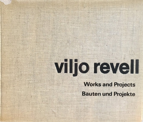 viljo revell  works and projects