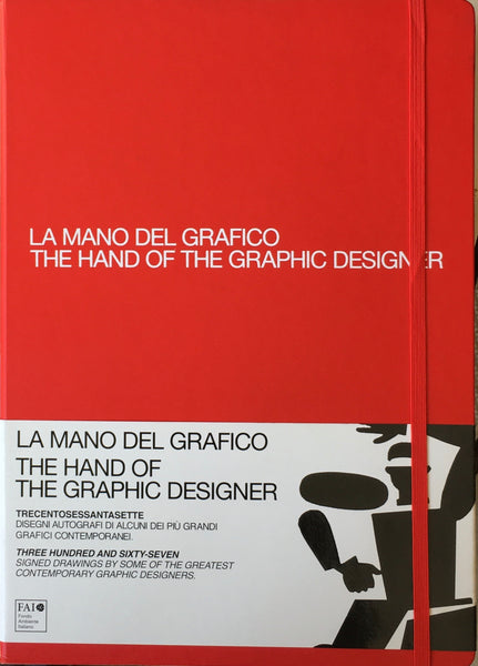 The Hand of The Graphic Designer Moleskine