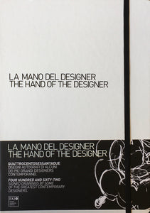 The Hand of The Designer Moleskine