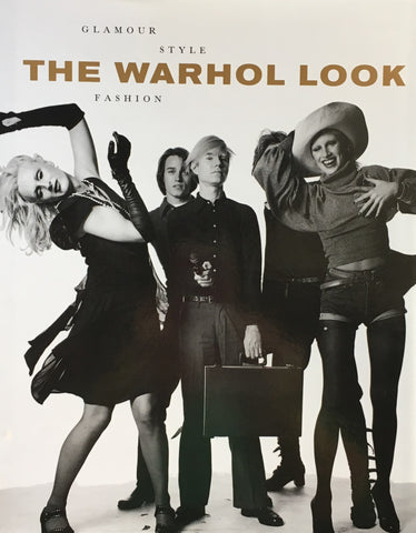 THE WARHOL  LOOK  Glamour Style Fashion
