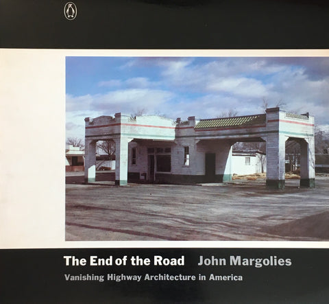 The End of the Road John Margolies ジョン・マーゴリーズ