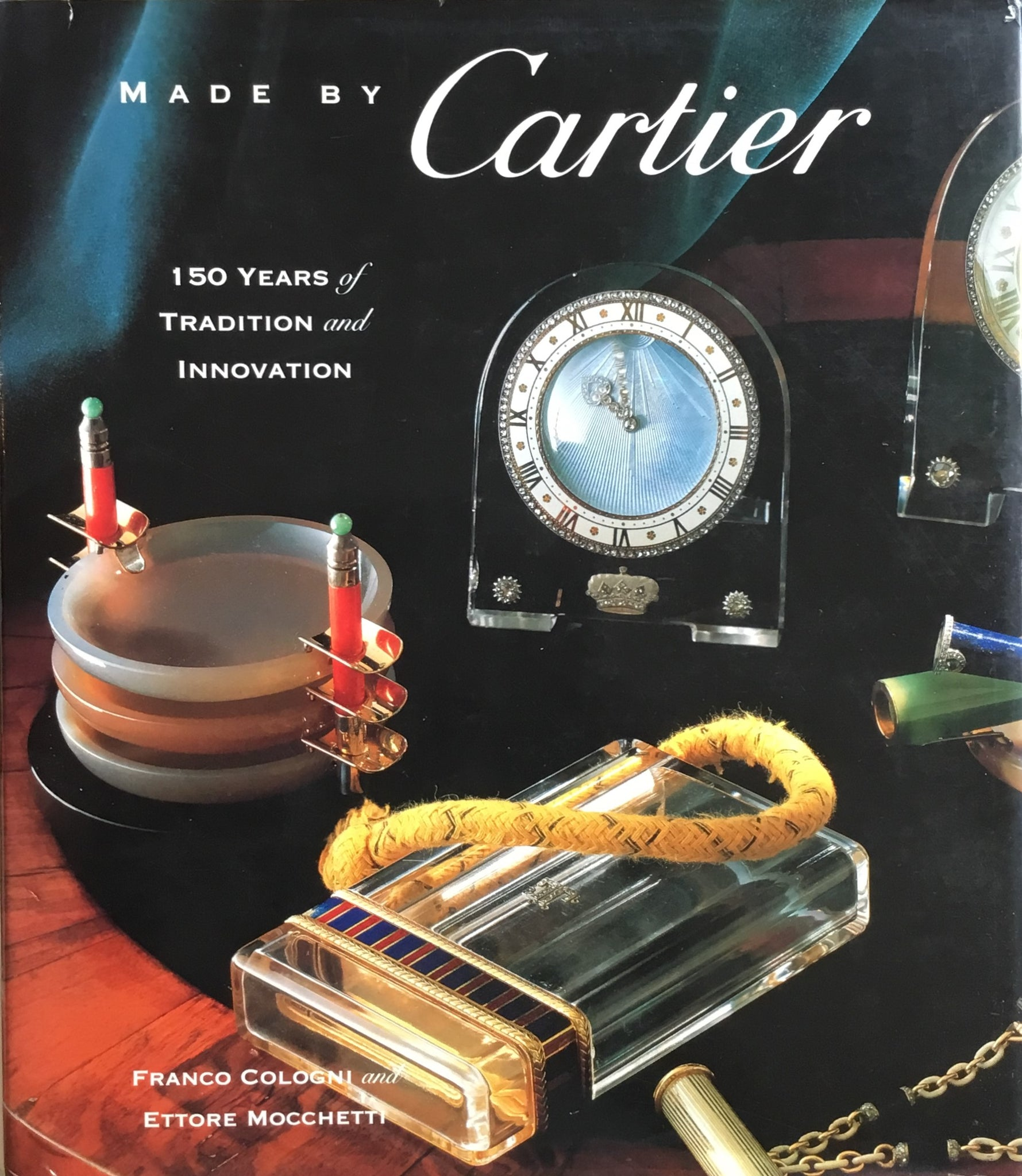 MADE BY Cartier 150 years of tradition and innovation