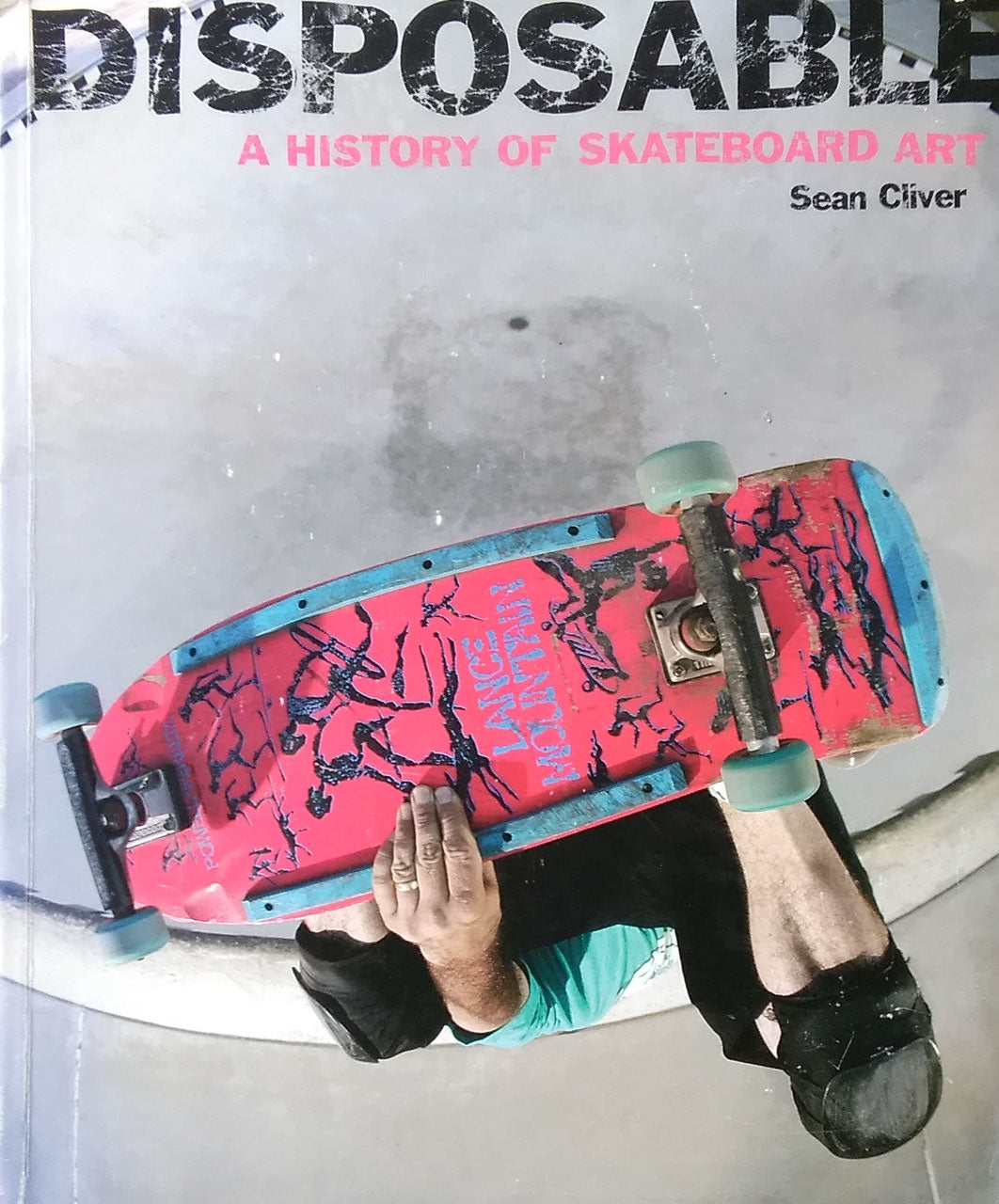 DISPOSABLE A HISTORY OF SKEATBOARD ART Sean Cliver