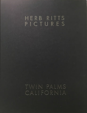 Herb Ritts PICTURES ハーブ・リッツ写真集