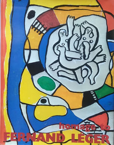 homage to FERNAND LEGER Special issue of the XXe Siecle Review Edited by G.di San Lazzaro