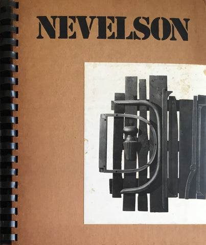 NEVELSON SKY GATES AND COLLAGES ルイーズ・ネヴェルソン