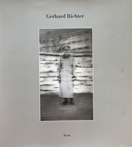 Gerhard Richter Band ⅡTexte ゲルハルト・リヒター