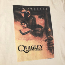 Load image into Gallery viewer, '90 Quigley Down Under Tom Selleck Cowboy Movie Film Tee