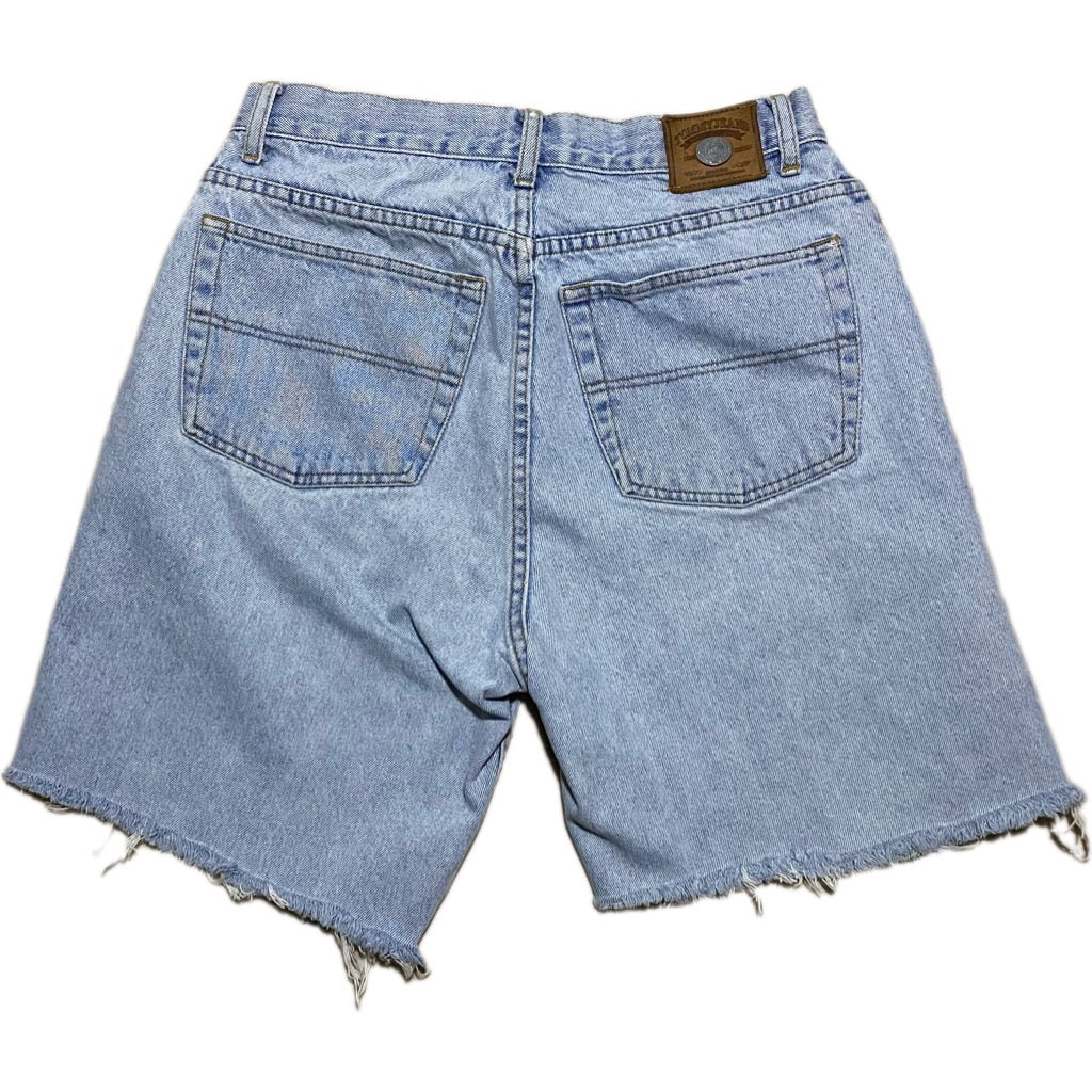 Vintage 1990s Tommy Hilfiger Jeans Denim Cut-Off Shorts