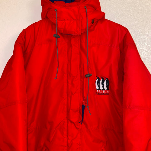 Vintage 90s Ladies Columbia Illiria in Antarctica Puffer Jacket