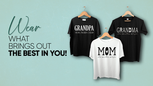 Personalize Your Shirts with Your Favorite Sayings