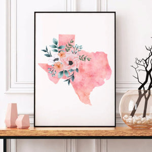 Home State Prints