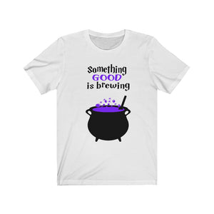 Something Good is Brewing shirt, baby reveal shirt for Mom, Halloween maternity shirt, Halloween pregnancy shirt, Maternity Halloween shirt, funny maternity shirt, Maternity Halloween costume,