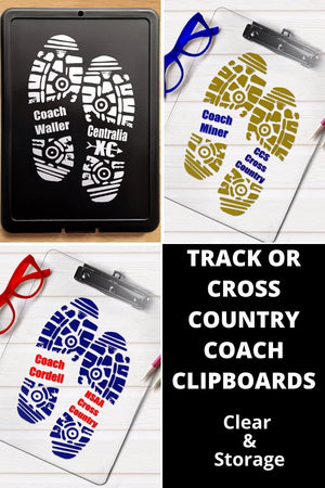 Cross Country Clipboard - The Artsy Spot