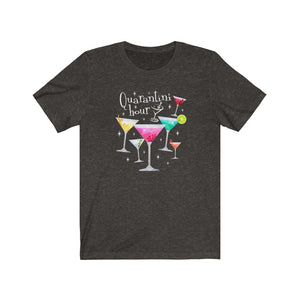 Quarantini shirt, Quarantine shirt, Social Distancing shirt, Covid-19 shirt, Coronavirus shirt, Funny quarantine shirt, Martini shirt, Shirt with Quarantine quote, Shirt with social distancing quote