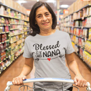 Blessed to Be Called Nana, Shirt - The Artsy Spot