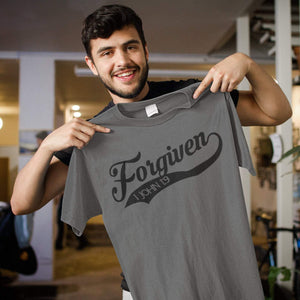 Forgiven 1 John 1:9 Shirt - The Artsy Spot